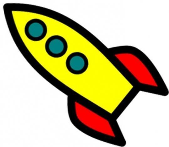 كيفية رسم صاروخ عدد قليل من الطرق البسيطة لمساعدة البالغين