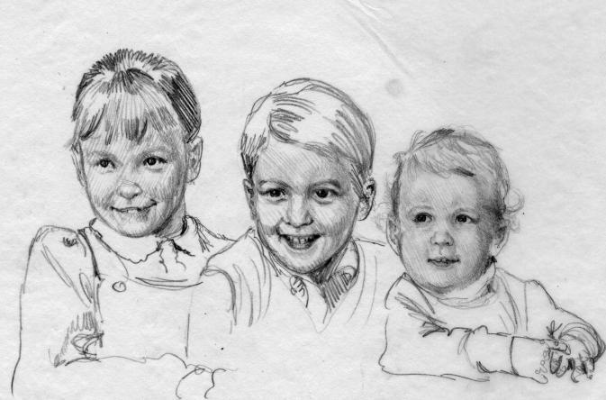 دليل حول كيفية رسم طفل