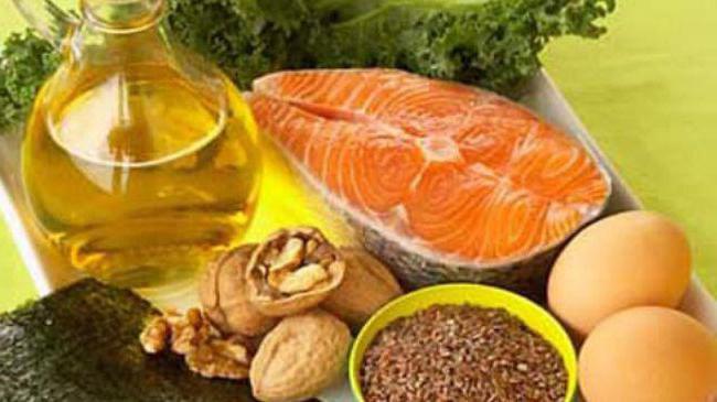 omega-3 unsaturated fatty acids
